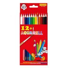 """Färgpennor """"Akvarell"""" 12 st."""
