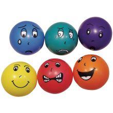 Bollar med känslor 6 st. - Ø 20 cm