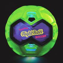 Fotboll m. LED-lampa - Ø16 cm.