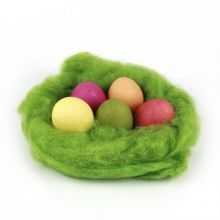Naturlig färg till ägg - 5 färger