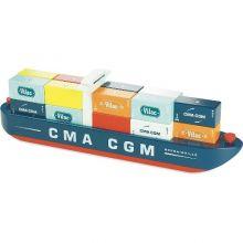 Vilacity - Magnetiskt containerfartyg
