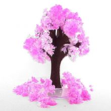 Kristallodling - Magiskt träd