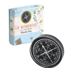 Kompass - diameter 6 cm.