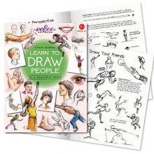 Lär dig rita - Människor