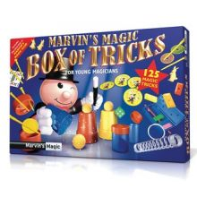 Marvin's Magic | Trolleriset m. 125 trick