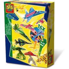 Origami - Pappersflygplan 16 st.