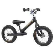 Springcykel Wheely Runner, svart