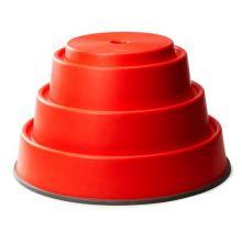 Balansbana tillbehör - Topp 24 cm röd