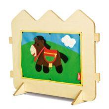 Rumsavdelare - Häst