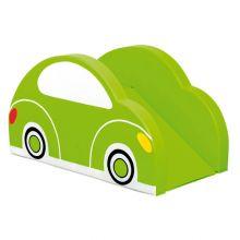 Skummöbel - Bil med rutschbana