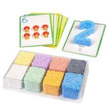 PlayFoam - Forma och lär dig siffror