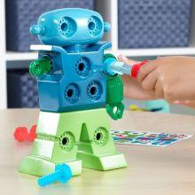 Skruv- & Design-robot