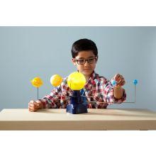 Solsystem - Motoriserad bordsmodell