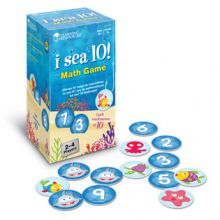 Fiska upp en 10:a - Matematikspel