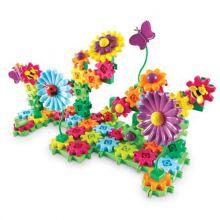 Bygg din egen blomsterträdgård - 115 delar
