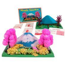 Kristallodling - Den magiska trädgården