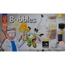 Experiment med såpbubblor