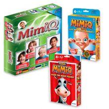 MIMIQ - Mimikspel