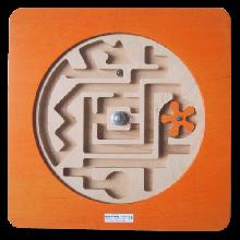 Väggpanel - Labyrinten