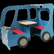 Lekhörna - Buss