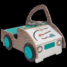 Leksaksbil med aktiviteter - Liten