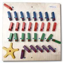 Domino 4 rader