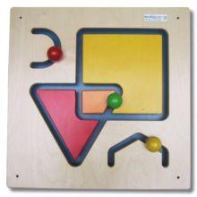 Geometri - Form & färger