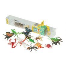 Alla möjliga insekter