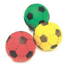 Fotboll i skum