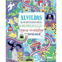 Alvildas målarbok