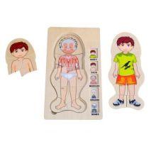 Anatomiskt barn - Pojke