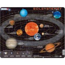 Larsen pussel - Solsystemet
