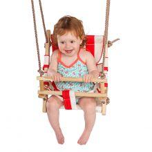 Gunga - Baby med kanvas-sits