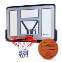 Basketkorg Pro på platta inkl. boll - My Hood