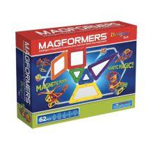 Magformers 62 st. - Designerset