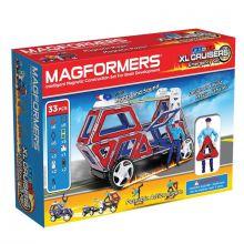 Magformers 33 st. - Utryckningsfordon
