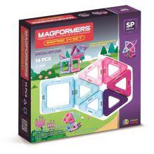 Magformers Inspire - 14 delar