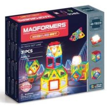 Magformers Neon LED-set - 31 st.