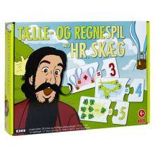 Herr Skägg - Räknespel