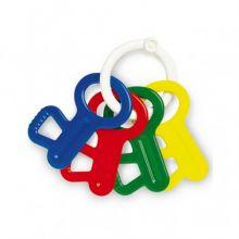 Skallra - babynyckelring