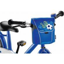 Sparkcykel tillbehör - PUKY väska till styret LT 2