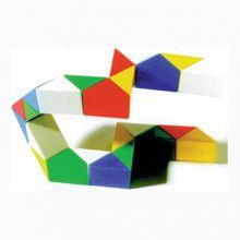 Cubes 2 cm - Trekanter, 300 st.