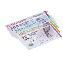 Leksakspengar - Danska sedlar