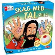 Herr Skägg - Sifferspelet