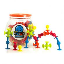 Byggbubblor Squigz mini 75 delar