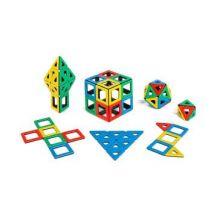 MAG Polydron Set för skolor och förskolor 96 delar