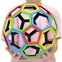 MAG Polydron | Carbon 60-set | 32 delar