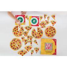 Bråkspel - Pizza på språng