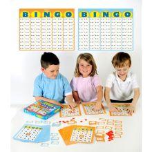 Bingo - Lär dig Matematik