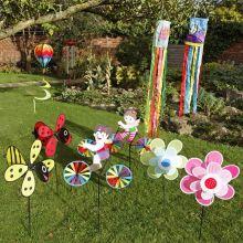 Känsellek till trädgård och lekplatser - 10 delar